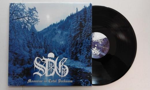Sorcier des Glaces - Moonrise In Total Darkness (LP)