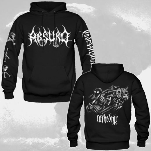 Absurd - Ulfhednir (Hooded Sweatshirt)
