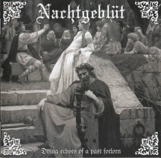 Nachtgeblüt - Dying Echoes of a Past Forlorn (CD)
