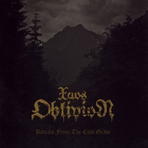 Xaos Oblivion - Rituals from the Cold Grave (LP)