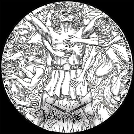 Totenburg - Art & Kampf (PicLP)