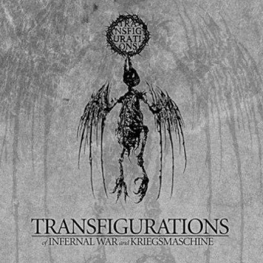 Kriegsmaschine / Infernal War - Transfigurations (CD)