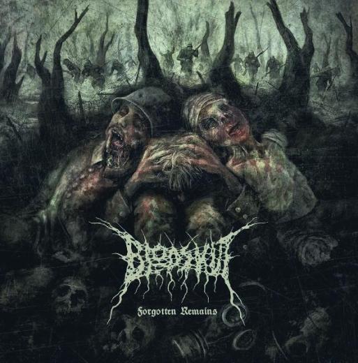 Blodskut - Forgotten Remains (LP)