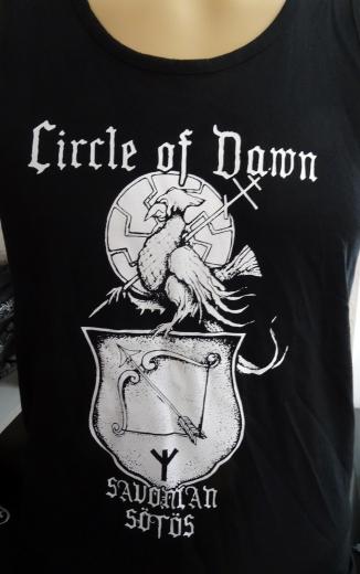 Circle of Dawn - Savonian Sötös (Wifebeater)