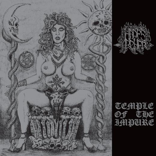 Hades Archer - Temple Of The Impure (LP)