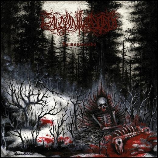 Kalmankantaja - Demonwoods (LP)