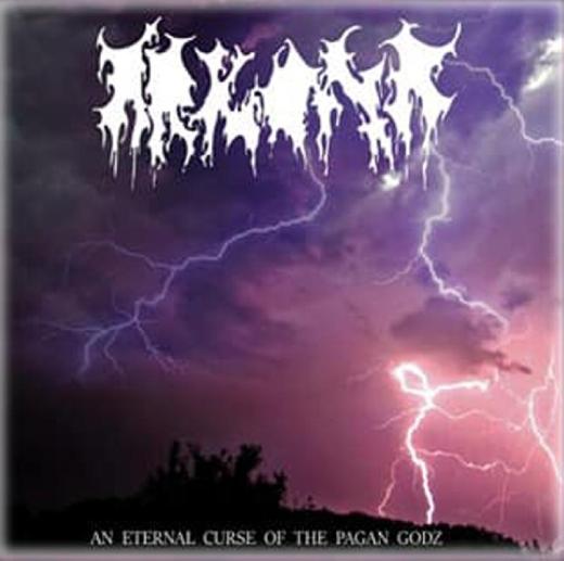 Arkona - An Eternal Curse Of The Pagan Godz (CD)