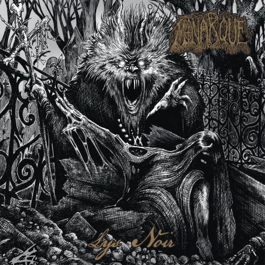 Monarque - Lys noir (LP)