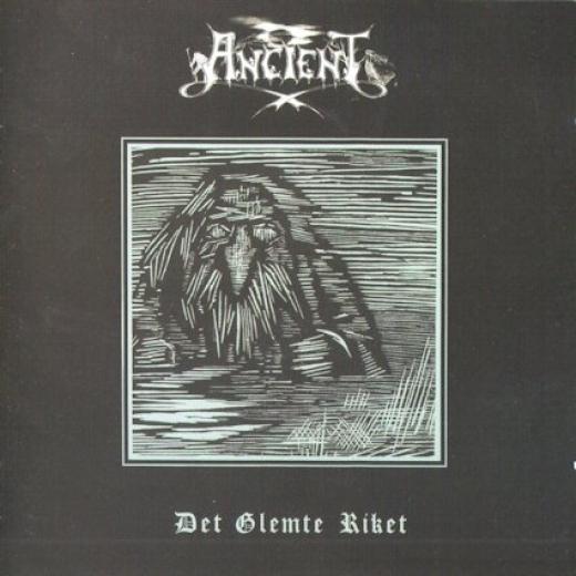 Ancient - Det glemte riket (CD)