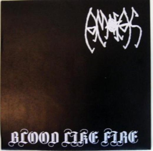 Amofas - Blood like Fire (EP)