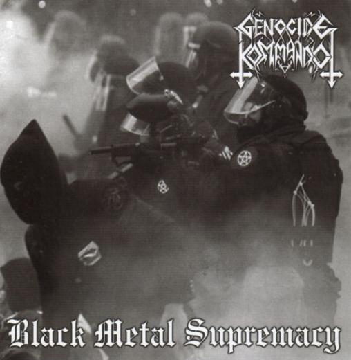 Genocide Kommando - Black Metal Supremacy (CD)