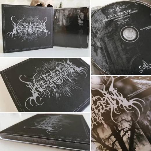 Hetroertzen - Flying Across the Misty Gardens (CD)
