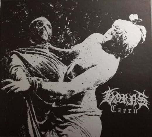 Horns - Czerń (CD)