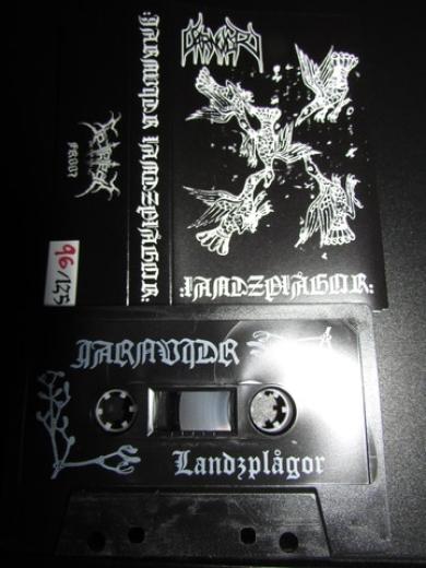 Jarnvidr - Landzplågor (CS)