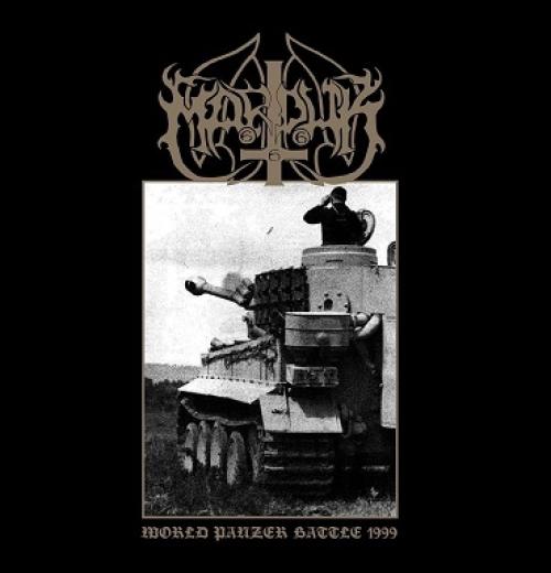 Marduk - World Panzer Battle 1999 (CD)