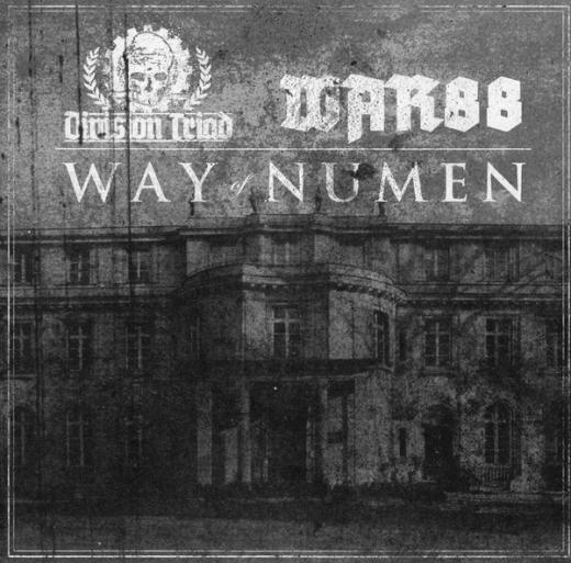 Division Triad / WAR 88 - Way Of Numen (LP)