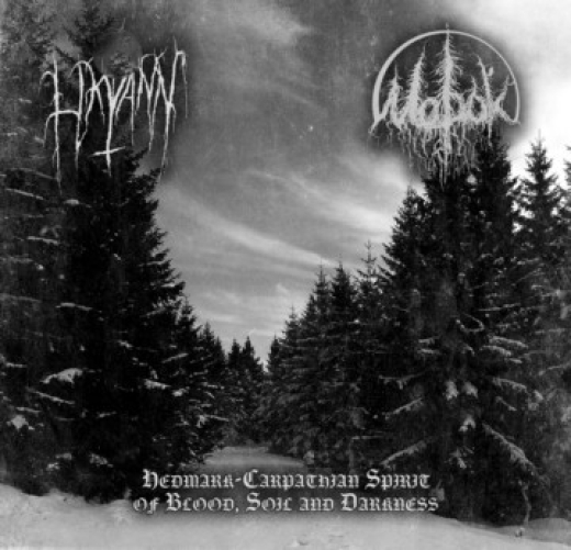 Likvann / Морок - Hedmark-Carpathian Spirit of Blood, Soil and Darkness (CD)