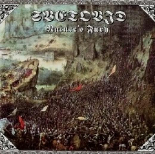 Svetovid - Natures Fury (CD)
