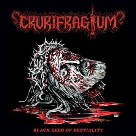 Crurifragium – Black Seed of Bestiality (LP)