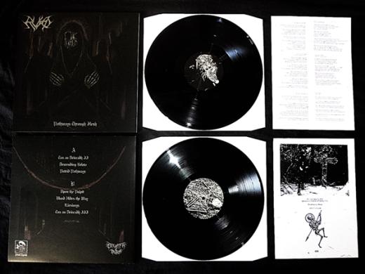 Ruho - Pathways Through Flesh (LP)