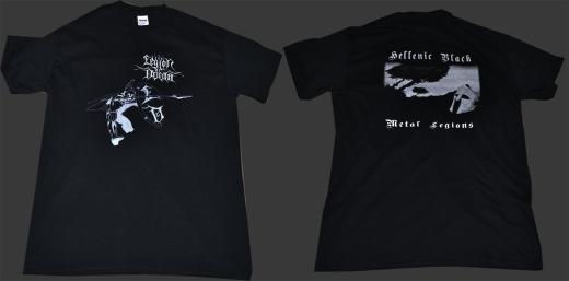 Legion of Doom - Hellenic Black Metal Legions (T-Shirt)