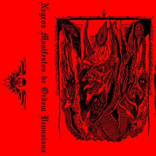 Ordem Satanica / Mons Veneris - Negros Manifestos de Ordem Venusiana (CS)
