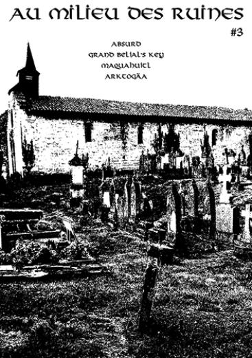 Au Milieu Des Ruines # 3
