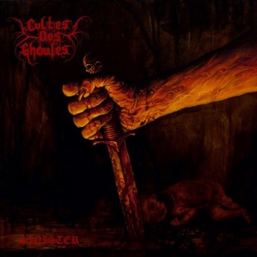 Cultes des Ghoules - Sinister (CD)