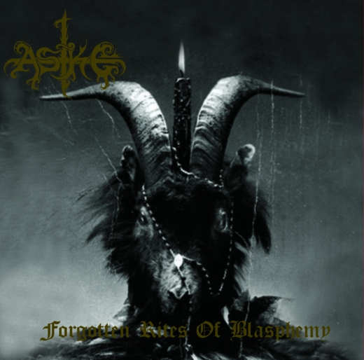 Aske - Forgotten Rites Of Blasphemy (CD)