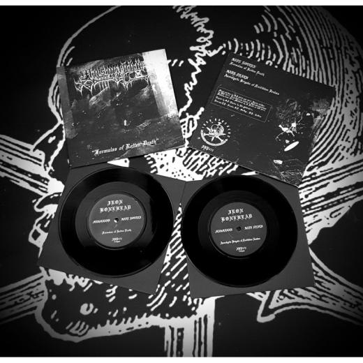 Musmahhu - Formulas of Rotten Flesh (EP)