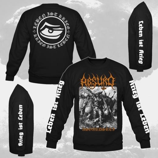Absurd - Asgardsrei (Sweatshirt)