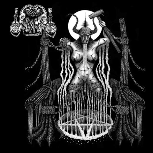 Goathammer - s/t (LP)