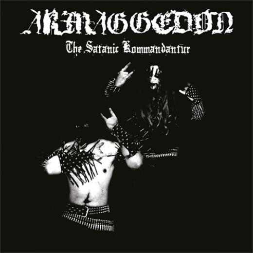 Armaggedon - The Satanic Kommandantur (LP)