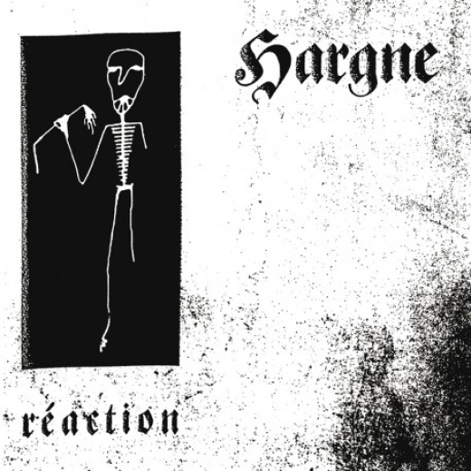 Hargne - Réaction (CD)
