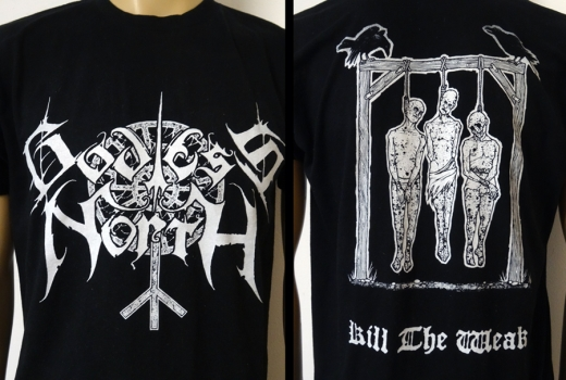 Godless North - Kill the Weak (T-Shirt)