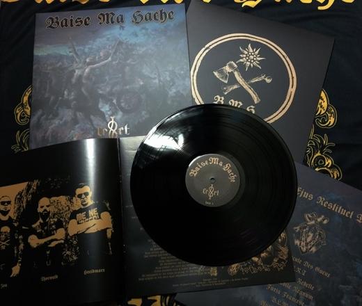 Baise Ma Hache - F.E.R.T. (LP)