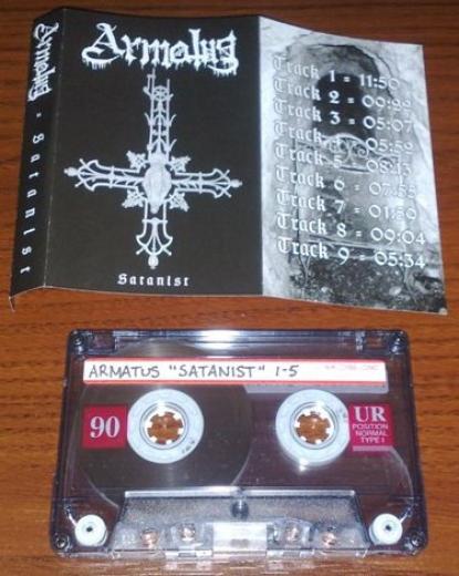 Armatus - Satanist (CS)