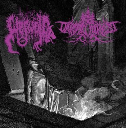 The True Werwolf / Druadan Forest - Split (LP)