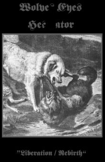Wolves Eyes / Heidentor - Liberation / Rebirth (CS)