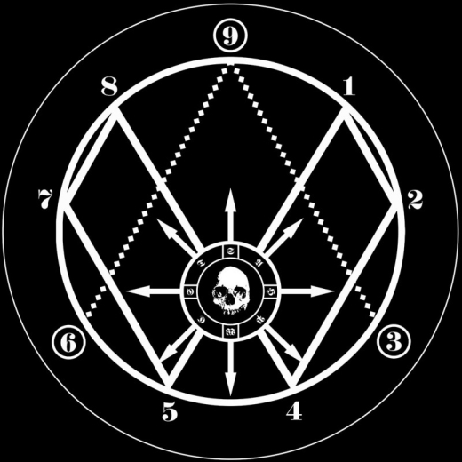 Deathkey - Emanations of Binaural Terror (LP)