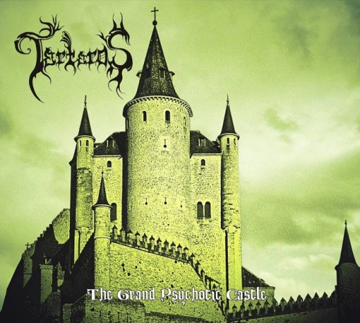 Tartaros - The Grand Psychotic Castle (CD)