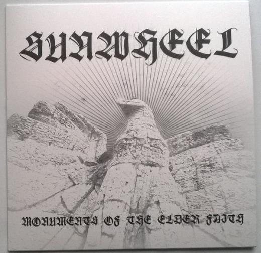 Sunwheel - Monuments Of The Elder Faith (LP)