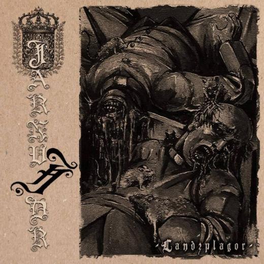 Jarnvidr - Landzplågor (LP)