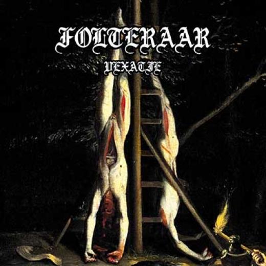 Folteraar - Vexatie (LP)
