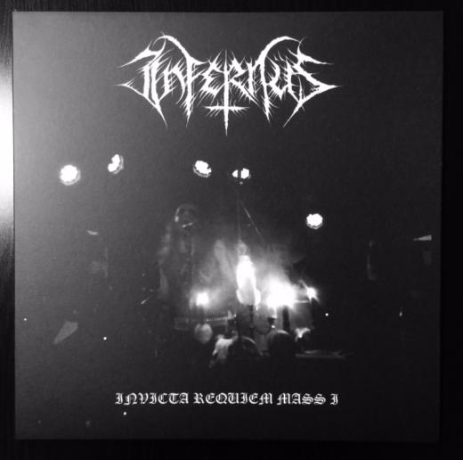 Infernüs - Eclipse Perpétuo (LP)