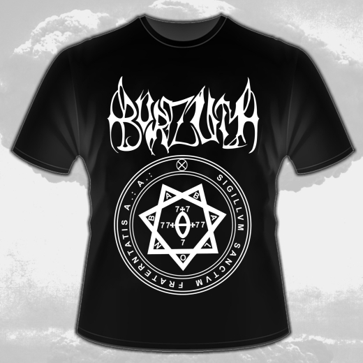 Burzum - Old Logo (T-Shirt)