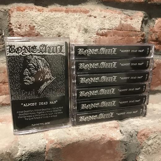Bone Awl - Almost Dead Man (CS)