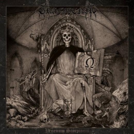 Grafvitnir - Venenum Scorpionis (CD)