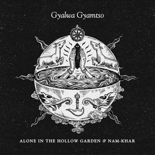 Alone In The Hollow Garden & Nam-Khar - Gyalwa Gyamtso (CD)