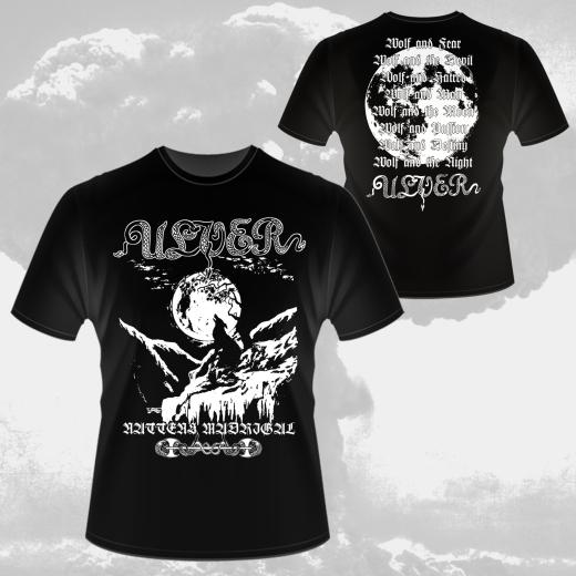 Ulver - Nattens Madrigal (T-Shirt)